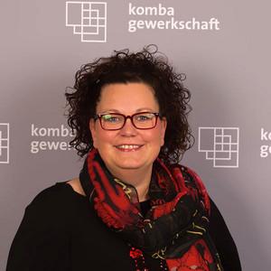 Sandra van Heemskerk (© komba gewerkschaft)