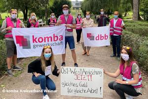 © komba Kreisverband Weimar
