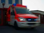 """Feuerwehr-Info Nr. 4/2014 """"Informationen zum Notfallsanitätergesetz - Fragen und Antworten"""" (Bild: © Arno Bachert / pixelio.de)"""