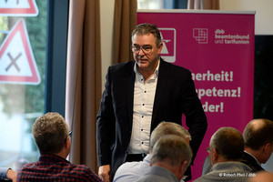 Andreas Hemsing, Bundesvorsitzender der komba gewerkschaft (© Robert Pfeil / dbb)