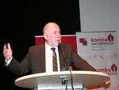 Uli Silberbach, Bundesvorsitzender der komba gewerkschaft (Foto: © Archiv komba gewerkschaft)