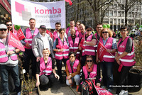 komba Kolleginnen und Kollegen aus Brandenburg (Foto: © Friedhelm Wndmüller, dbb)