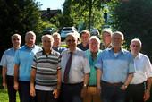 Seminarteilnehmer mit Bundesseniorenbeauftragter und Seminarleiter Klaus-Dieter Schulze (Mitte vorn) (© komba gewerkschaft)