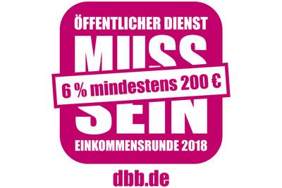 © dbb beamtenbund und tarifunion