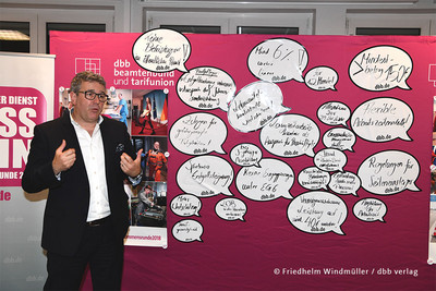 Andreas Hemsing (Foto: © Friedhelm Windmüller / dbb verlag)