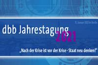Banner: © dbb beamtenbund und tarifunion / Hintergrund: © Sambeetarts / pixabay.com