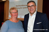Cornelia Stemmler und Andreas Hemsing (Foto: © Friedhelm Windmüller / dbb)